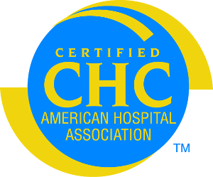 Certification from the American Hospital Association